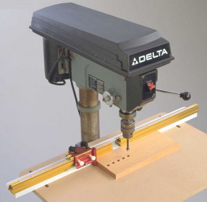INCRA Track with drill press