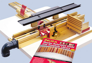 INCRA LS 17 Range Super Joinery Fence System METRIC