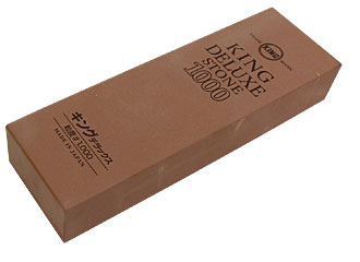 King 1000 sharpening stone