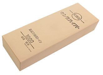 King Hyper Standard 1000 sharpening stone