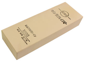 King Hyper Soft 1000 sharpening stone