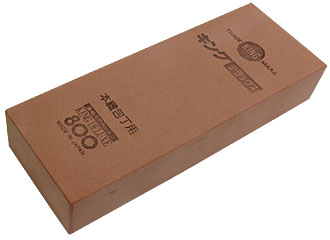 King 800 wide sharpening stone