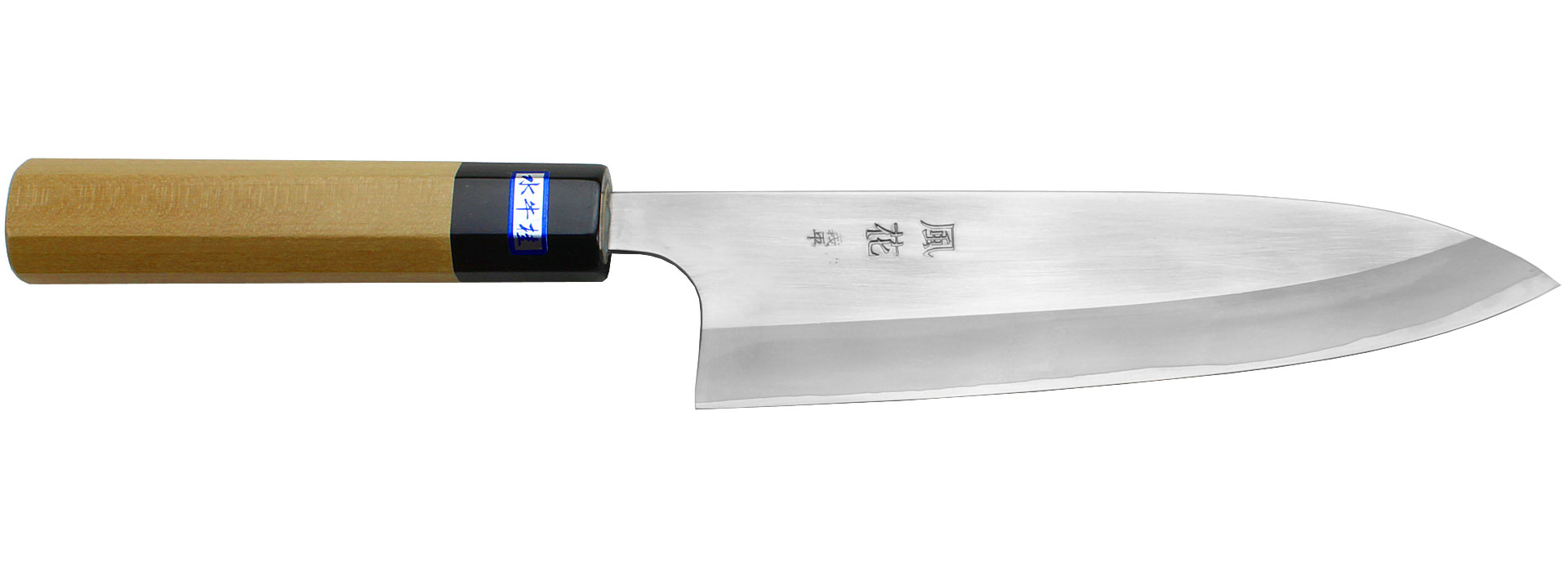 Japanese kitchen knives made of powder metallurgy high speed steel