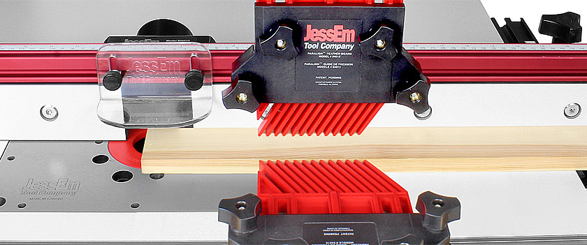 JessEm Paralign Feather Board Single Pack