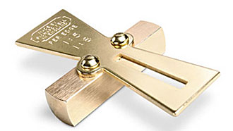RICHARD KELL Dovetail marker made of solid brass