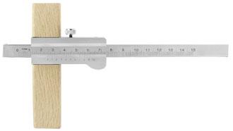 Graffietto di precisione da 150 mm MATSUI con nonio