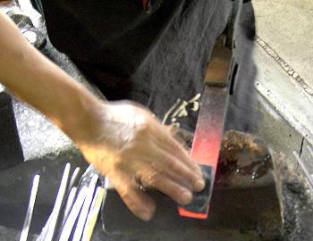 hammer-welding