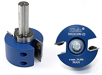 Rebate Cutter with Insert Knives