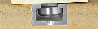 KLEMMSIA T-track bolt for T-tracks