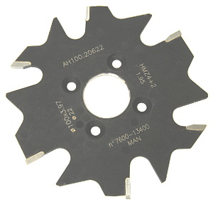 Bisquit Groove Cutters
