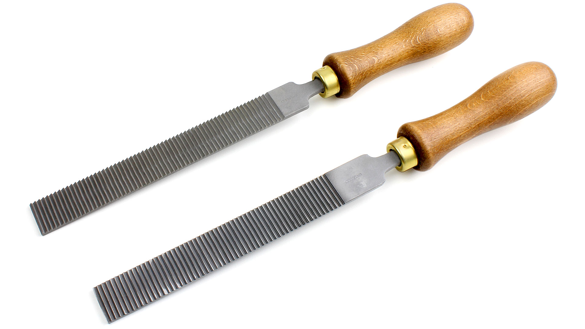 Woodworking Cranked Float Wood Rasp File Carpentry Carving Hand Tool Push Stroke