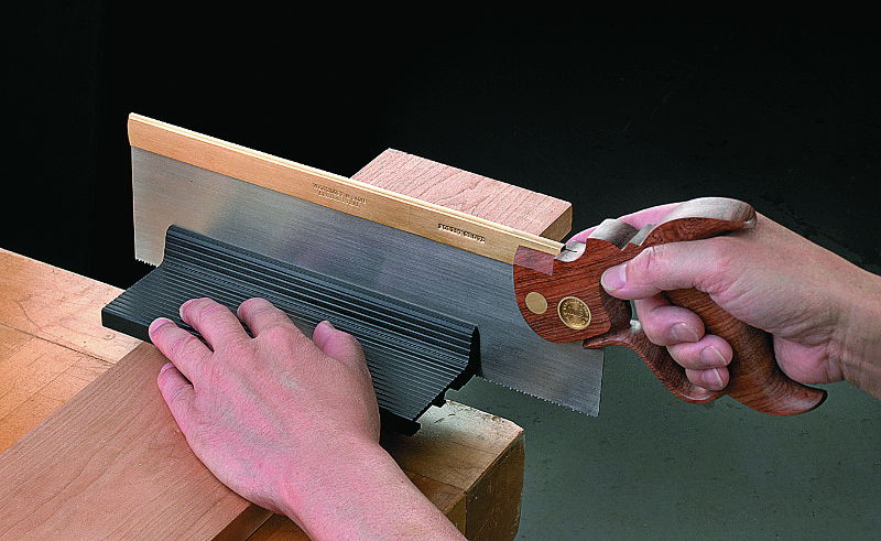 Veritas® dovetail guide and saw set lee valley tools.