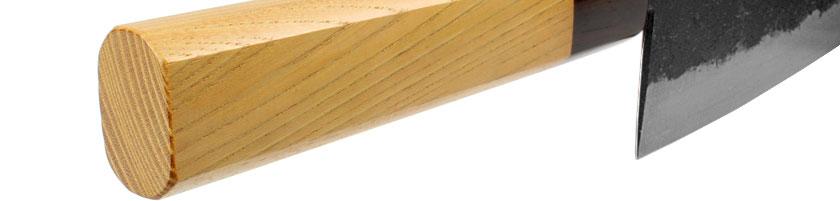 Küchenmesser aus Shirogami Stahl