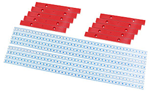 Metric Incremental Rack Pack – 10pc. Set