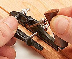 Veritas Miniature Plow Plane
