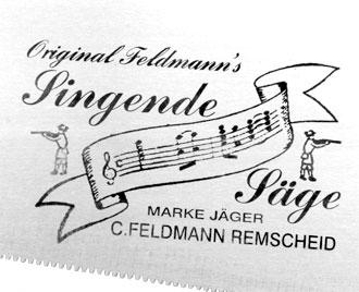 Sega musicale Feldmann