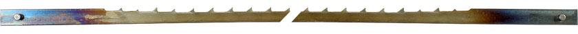 PEGAS Pinned Hook Scrollsaw Blade