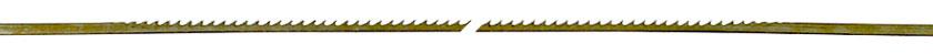 PEGAS Metal Cutting Fretsaw Blade