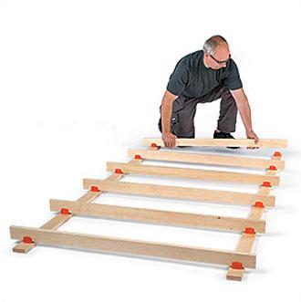 Piattaforma per pannelli VERITAS in kit