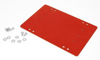 Red TSLS Plate