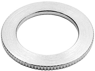 Reduction ring for circular saw blades