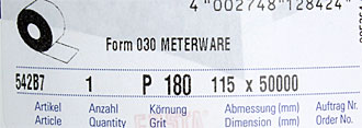 Codice produttore