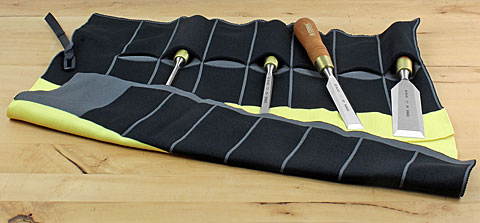 3D Knitted Chisel Roll