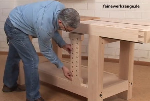Hand woodworking convention messe holz handwerk 26 for Banco da falegname progetto