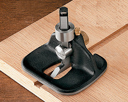 Pialle Router Plane di media altezza VERITAS