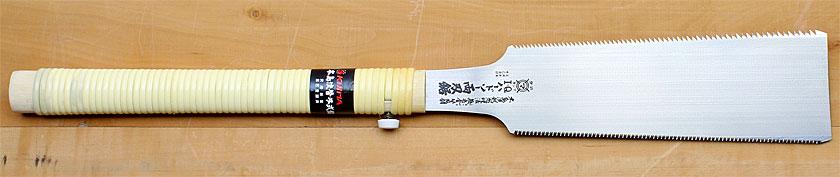 Ryoba von KIJIMA mit impulsgehärteten Zähnen