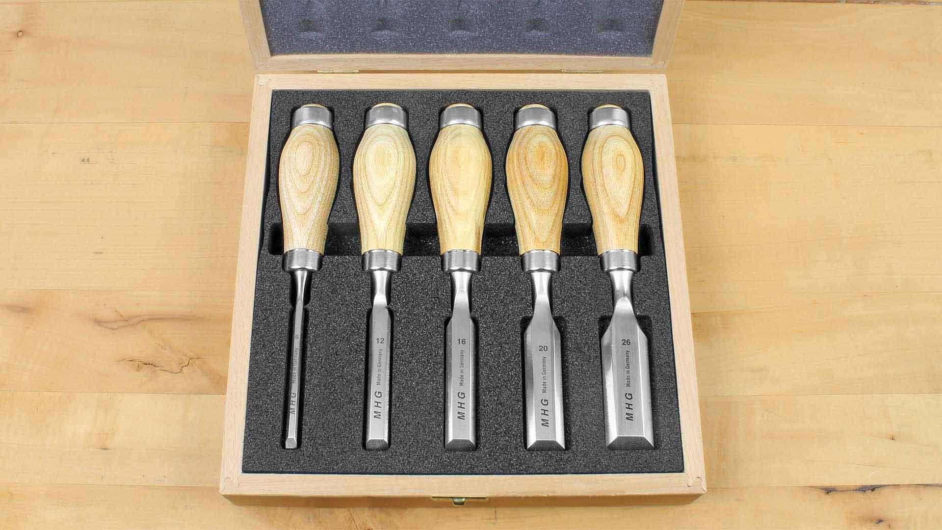 Mhg Chisels Fine Tools