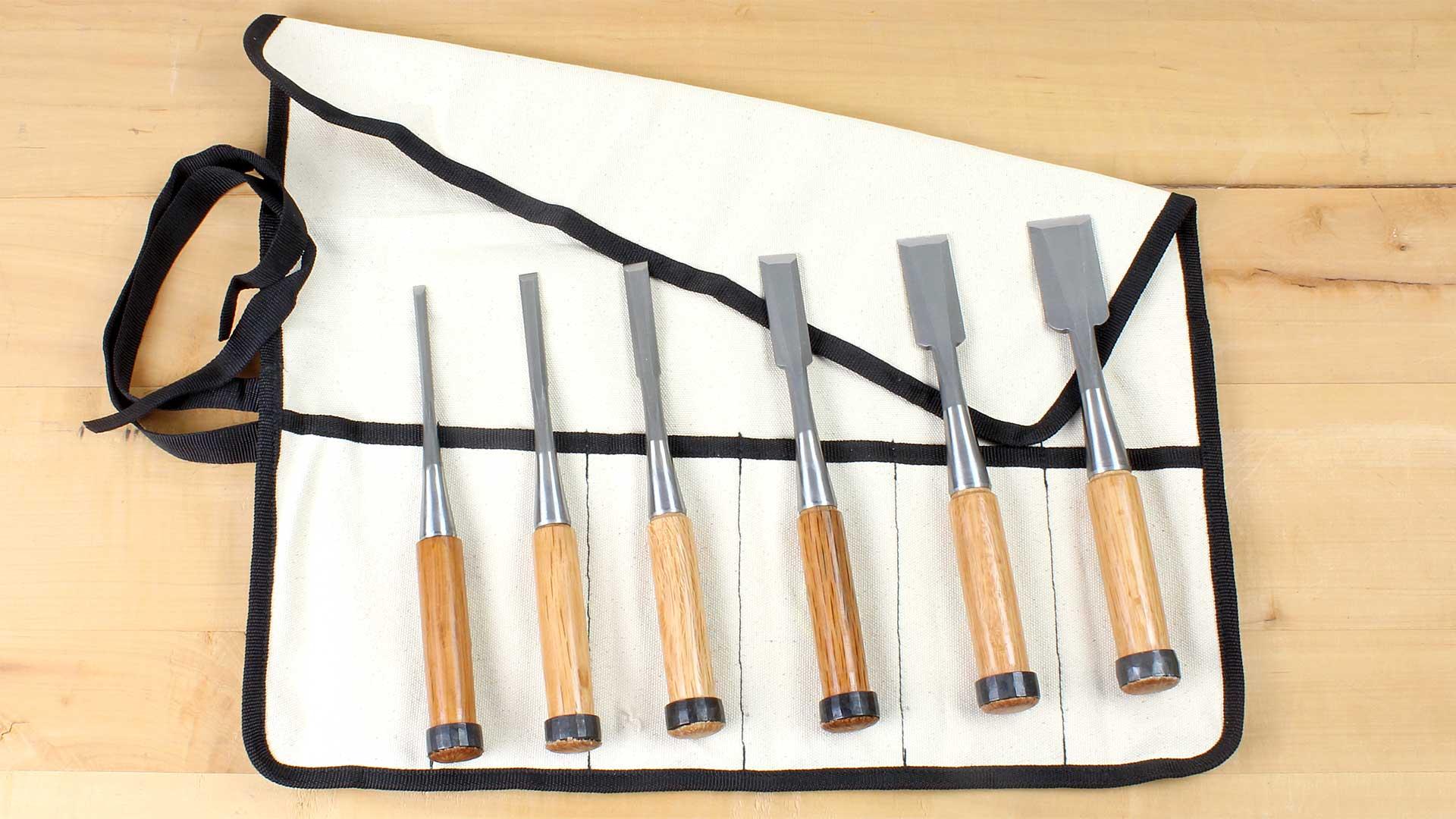 HSS Nomi Japanese Wood Chisels