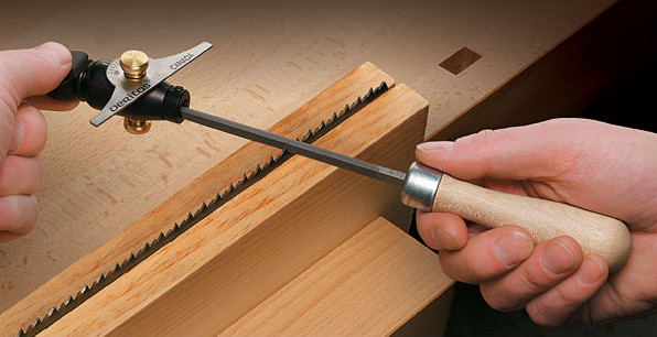 Saw Blade Sharpening Tools | FINE TOOLS