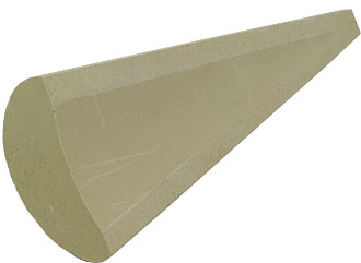 SUN TIGER Conical Gouge Slip Stone