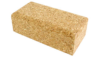 Blocchetto in sughero per carta abrasiva