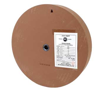 Japanese Sun Tiger water stone wheel 800 grit for large grinders