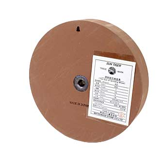 Japanese Sun Tiger water stone wheel 800 grit for small grinders