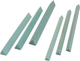 Stecche abrasive SILIFIX a base triangolare