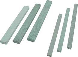 Stecche abrasive SILIFIX a base rettangolare