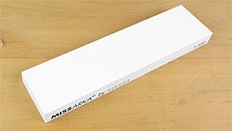 MISSARKA sharpening stone white