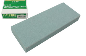 Sigma 240 roughing stone
