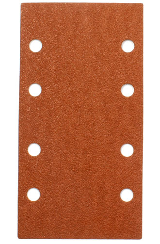 Hook and Loop Sandpaper 93 x 178 mm with Holes
