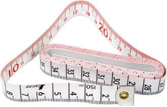 SHINWA Tailor's tape measure