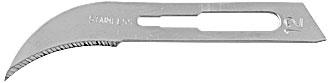 Gebogene Ersatzklingen für VERITAS Schnitzmesser