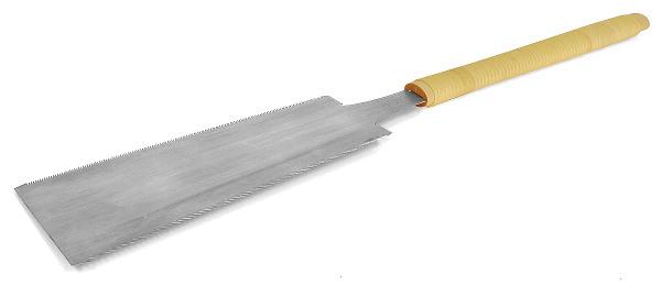 Ryoba mit Blatt aus Weissem-Papier-Stahl