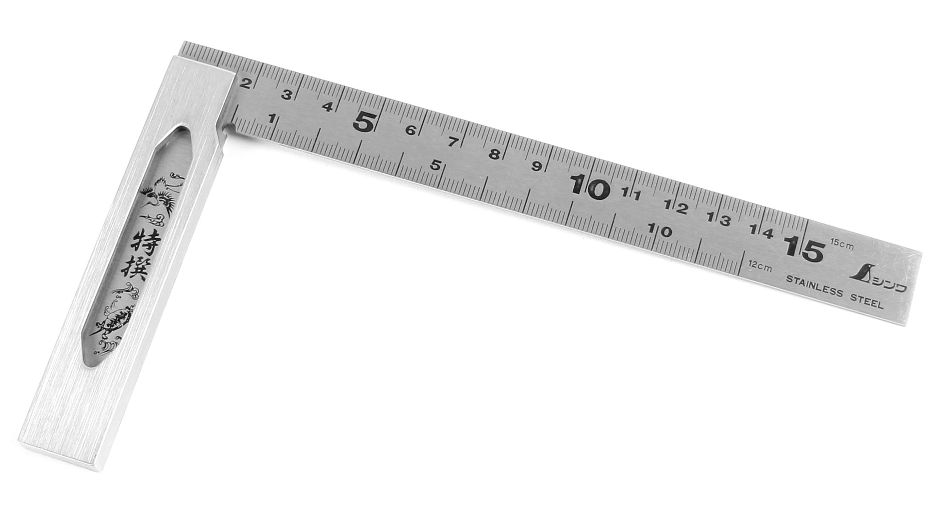 "12/"" inch 300mm STEEL TRY SQUARE PRECISION RIGHT ANGLE MEASURE Engineer/'s Squares"
