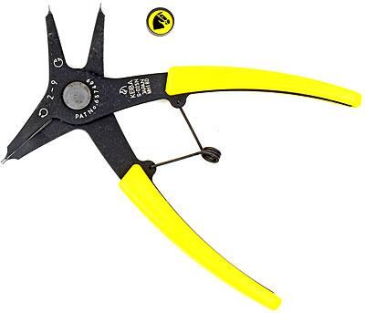 KEIBA S-025 circlip pliers
