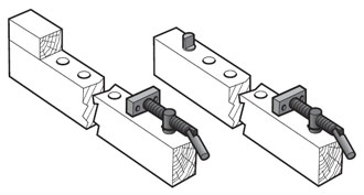 Long clamps