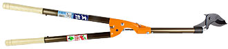 NISHIGAKI 1 m lopping shears with lever handlem