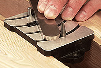 Scraper Burnisher for Woodturners